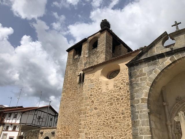 Iglesia de Cuacos de Yuste (Cáceres)
