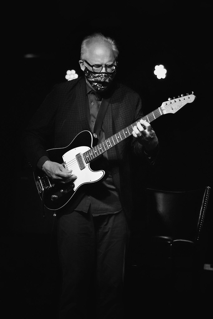 Bill Frisell Trio - Keystone Korner Baltimore - 04.24.21 10
