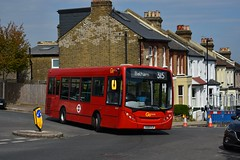 Go Ahead London (SEN39 YX09FLP) - Route 315