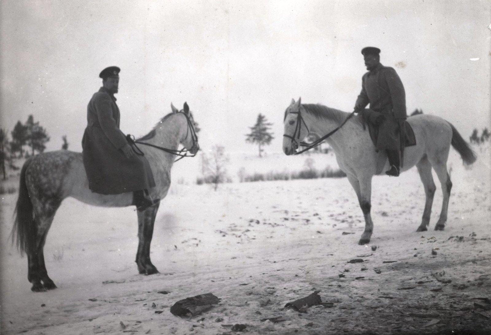 1907. Греве и Гротен в Лифляндии