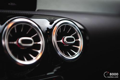 Mercedes A45s AMG -  8000vueltas-80