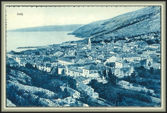 8432 R Senj Naklada knjižare Zorko 076193 Senj 26.VI.1937.