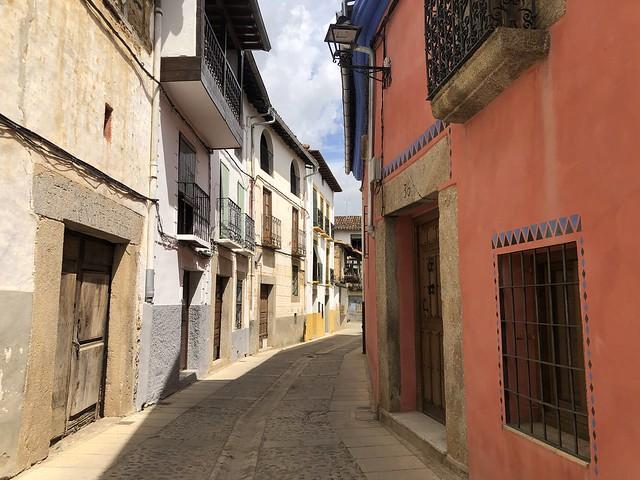 Calle Perianes (Cuacos de Yuste)
