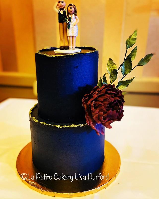 Cake by La Petite Cakery