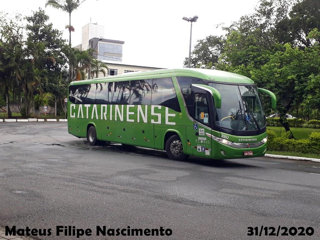 Catarinense 3352 31-12-2020