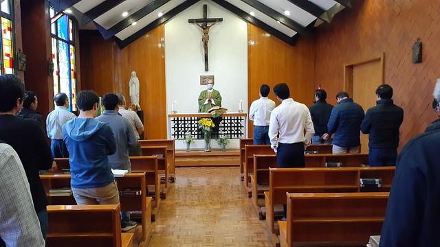 1 - misa de inicio