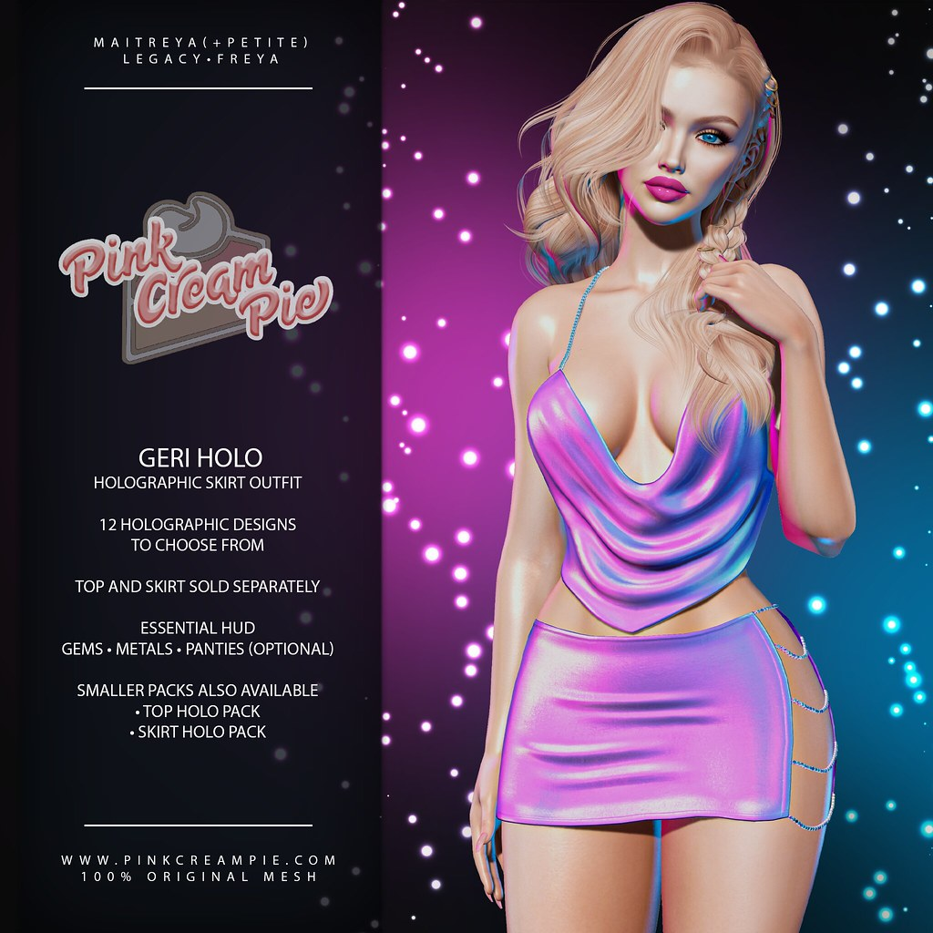 Geri Holo Outfit @ Fly Buy Fridays 4/30