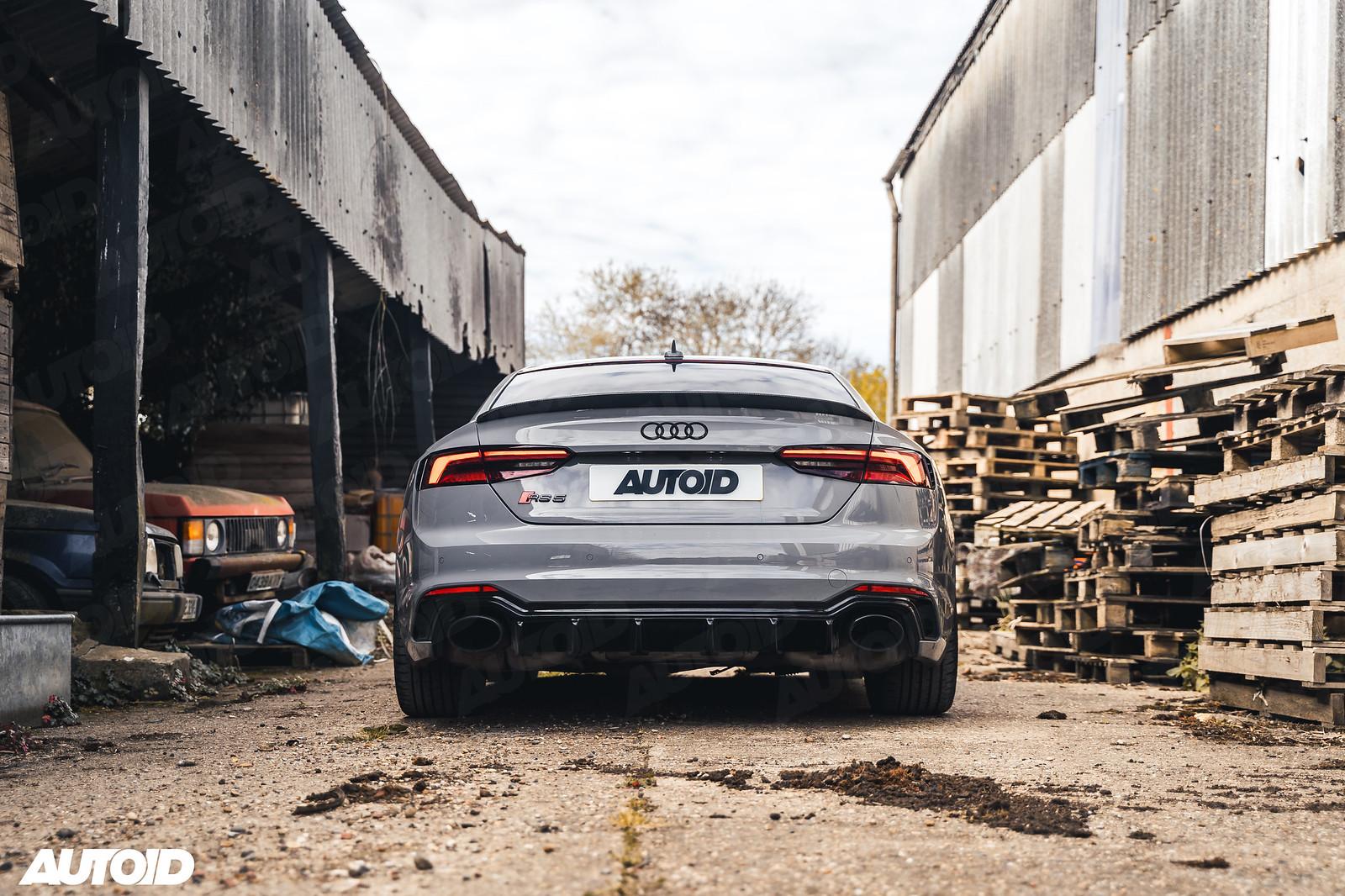 AUTOID Audi RS5 Shoot - Apr '21