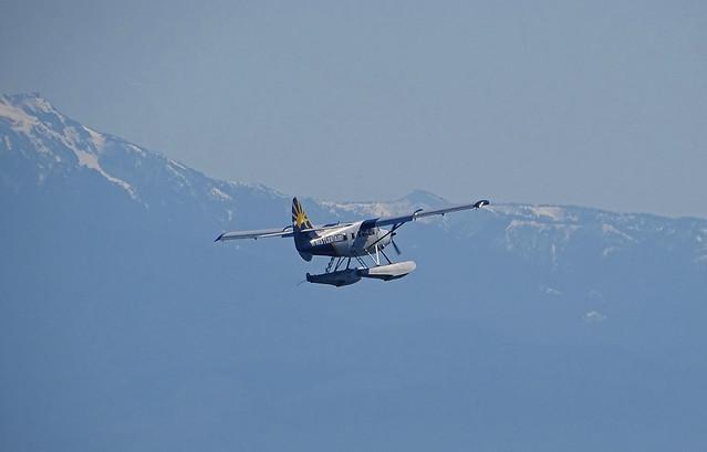 A Seaplane, Victoria B.C. Canada