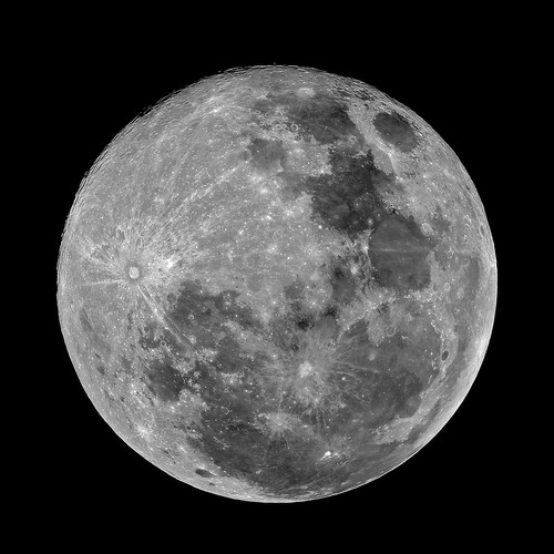 Pink SuperMoon (or not)