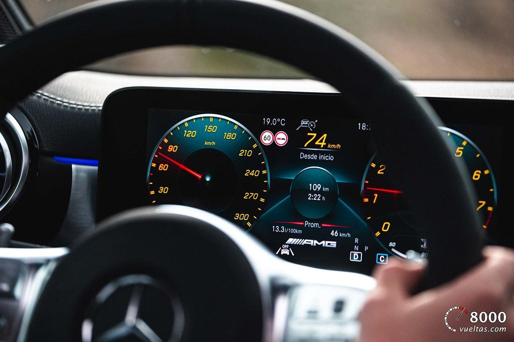 Mercedes A45s AMG -  8000vueltas-23