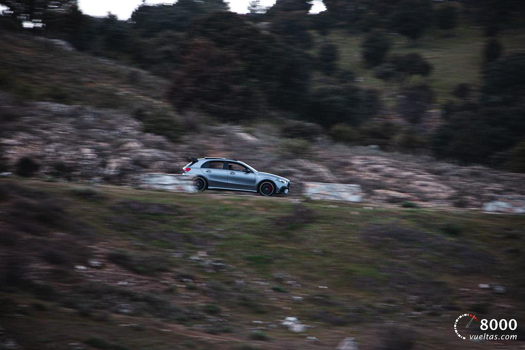 Mercedes A45s AMG -  8000vueltas-15