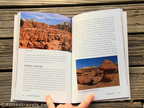 Pages about Goblin Valley State Park, Death Valley National Park, Utah