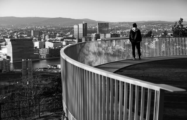 Oslo viewpoint