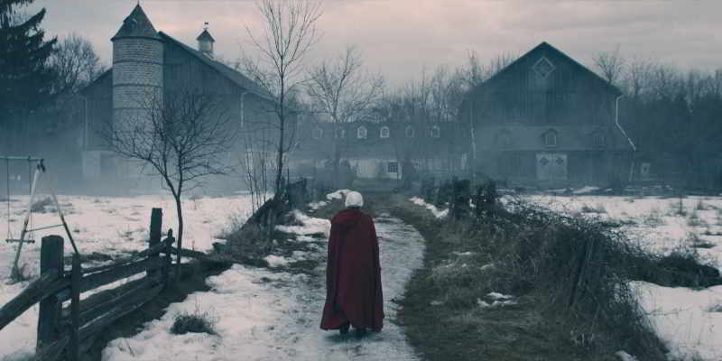 The Handmaid's Tale Farm