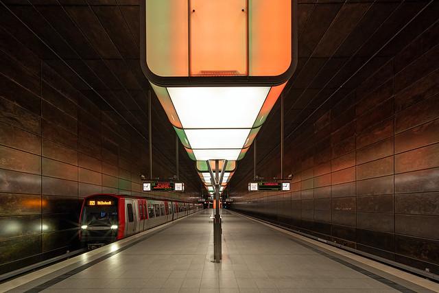 Hamburg Hafencity Universität DT5