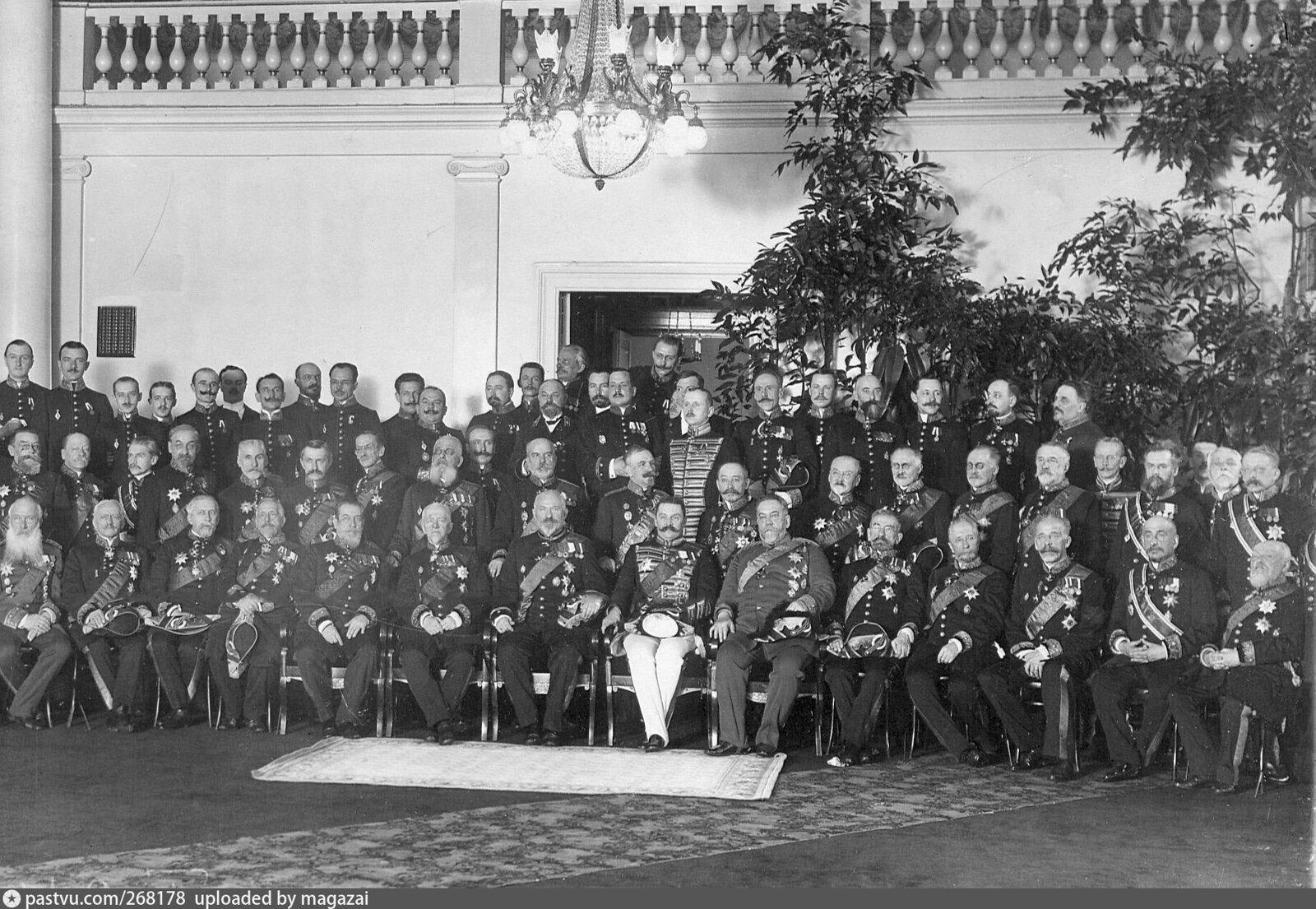 1914. Сенаторы правительствующего сената Российской империи. 17 января