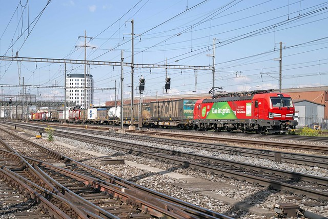 DB Cargo 193 301 Pratteln
