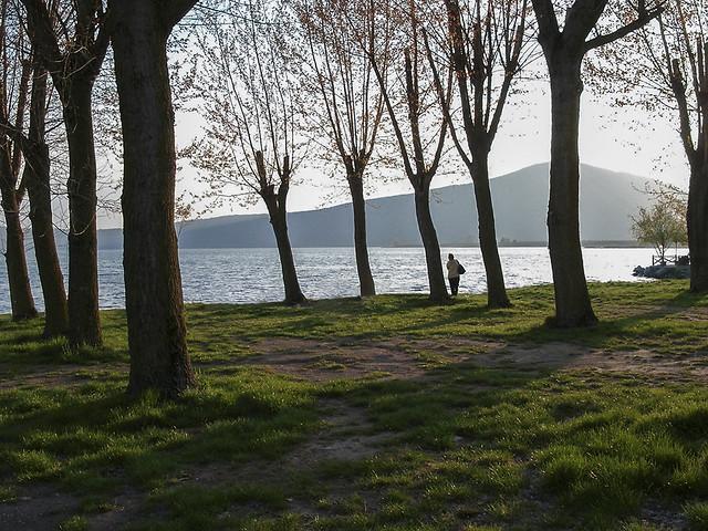 Pomeriggio al Lago di Vico