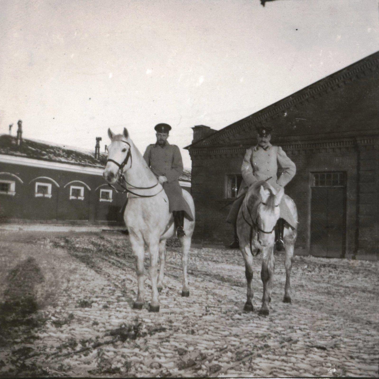 1907. Греве А.А.и Соллогуб Н.А.