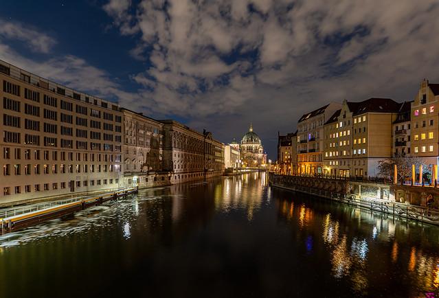 Between past and present - the cradle of Berlin