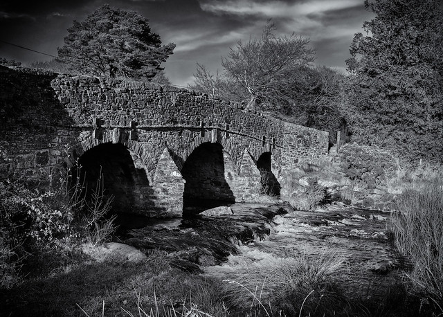 Dartmoor Post Bridge