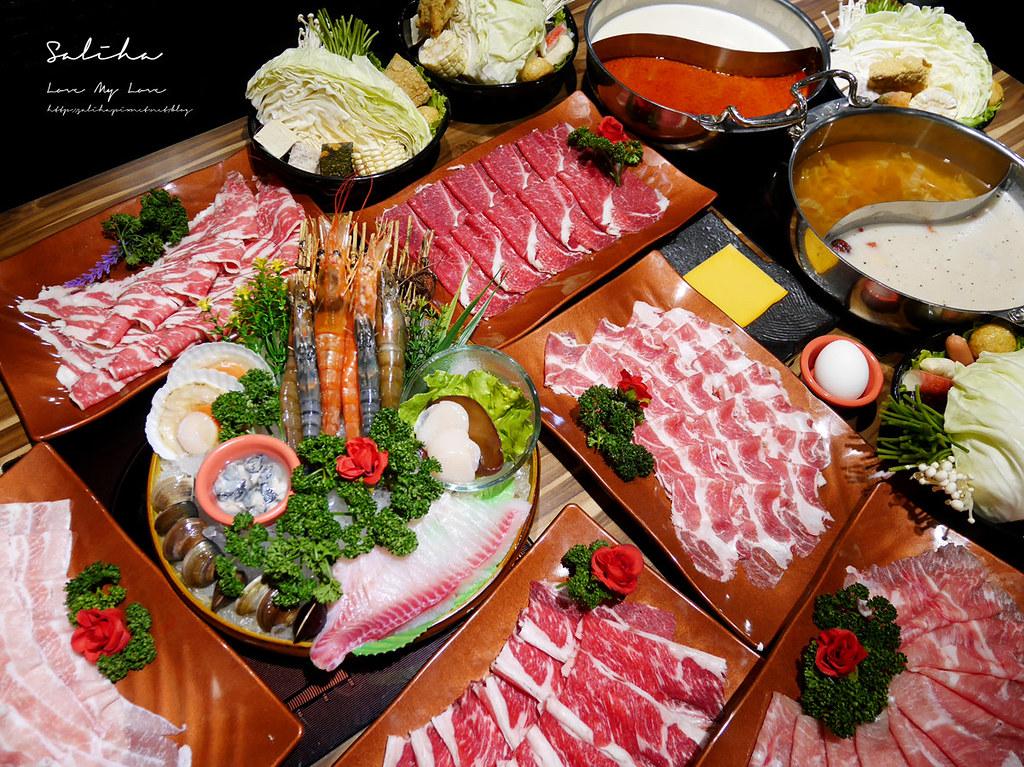 台北西門町美食餐廳推薦和蒝鍋物好吃火鍋聚餐約會海鮮和牛 (1)