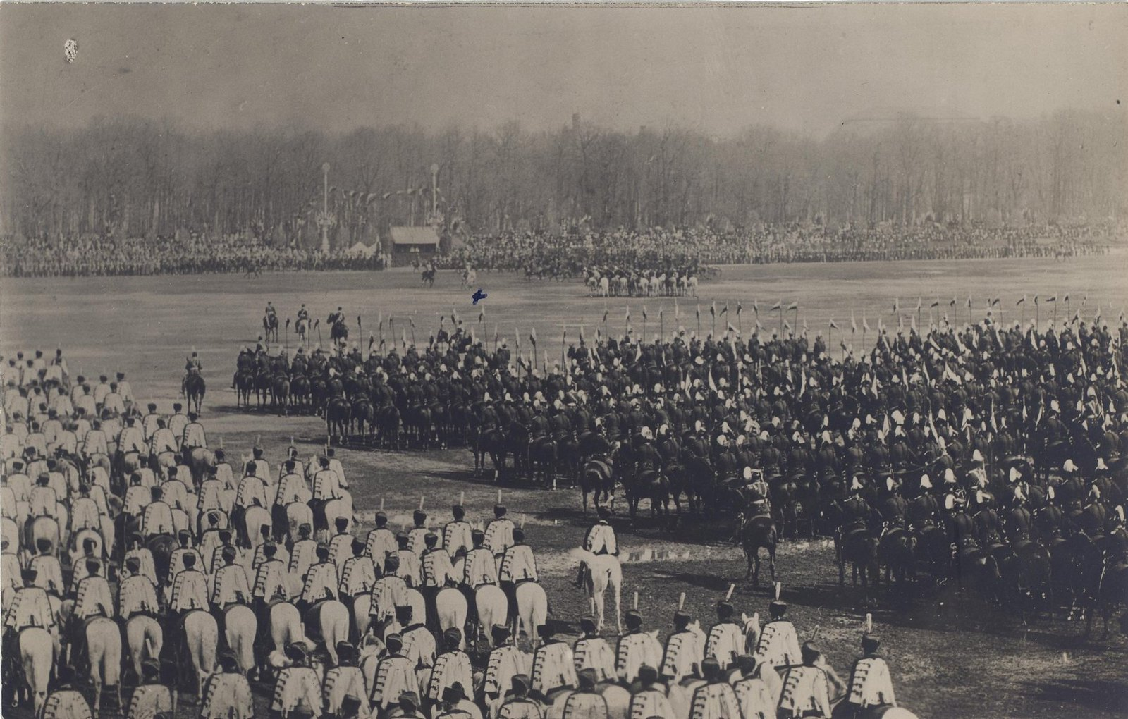 1901. Майский парад