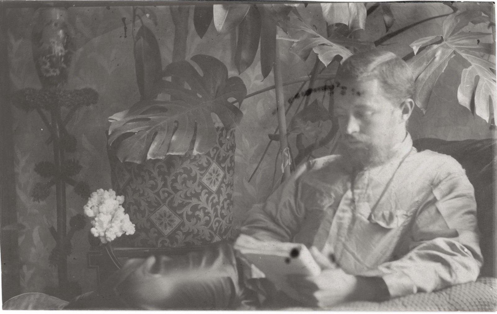 1901. Греве А.