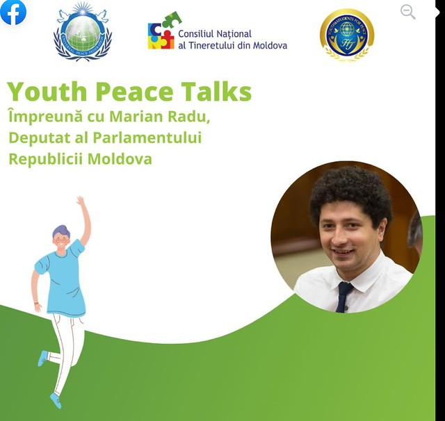 Moldova-2021-03-30-'Youth Peace Talks' Focus on Young MPs