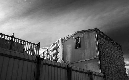 innerwest innercityofsydney innercity sydneystreets sydneyinnerwest infraredphotography infraredimage blackwhite blackandwhite urbanlandscape