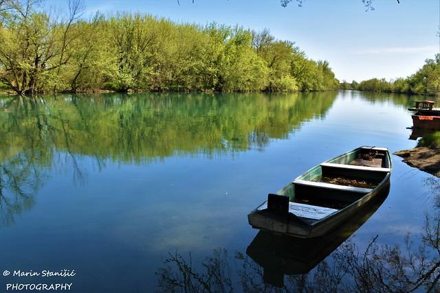 Take me home my boat on the river.... - Karlovac, Croatia