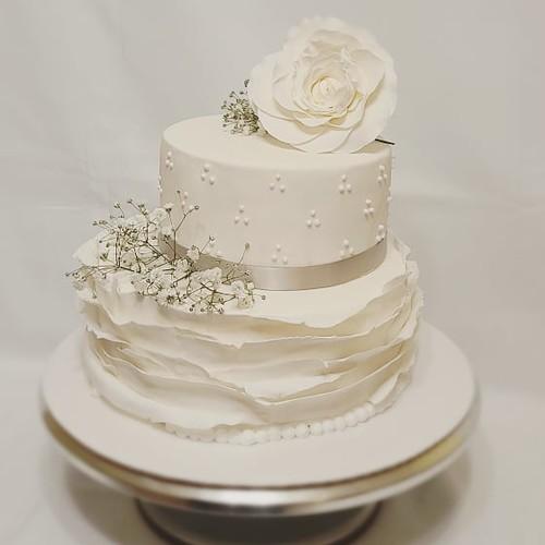 Cake by Leona's Baking Co.