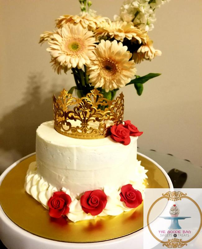 Cake by The Goodie Bag Sweets N' Treats, LLC