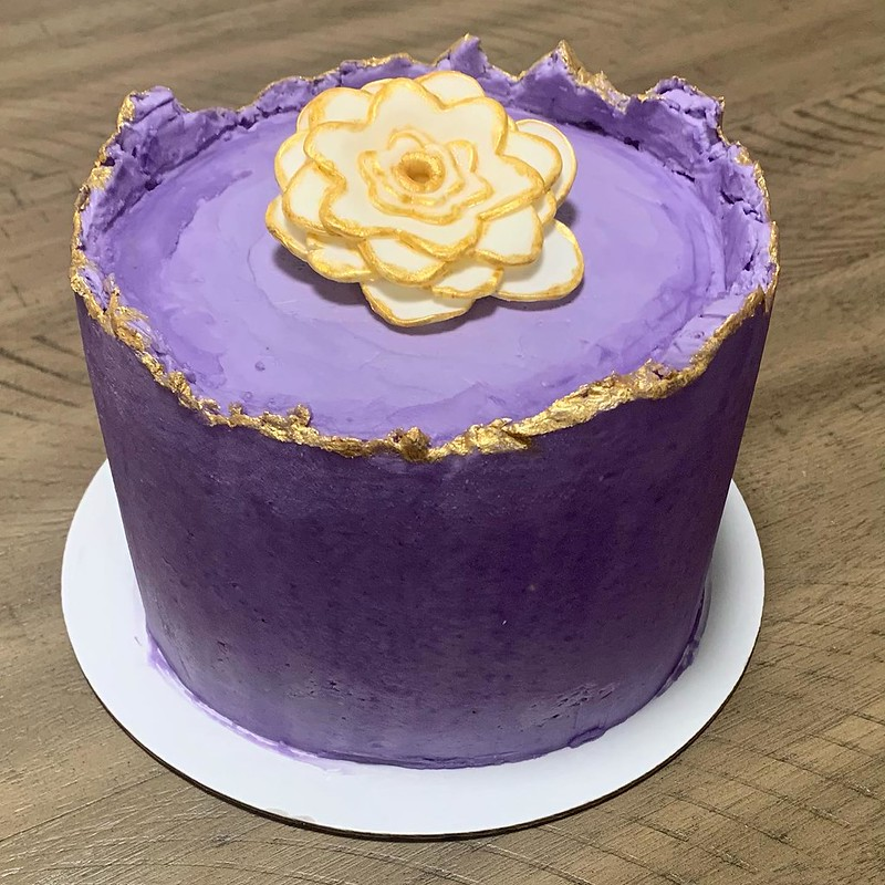 Cake by Proverbs Bakery