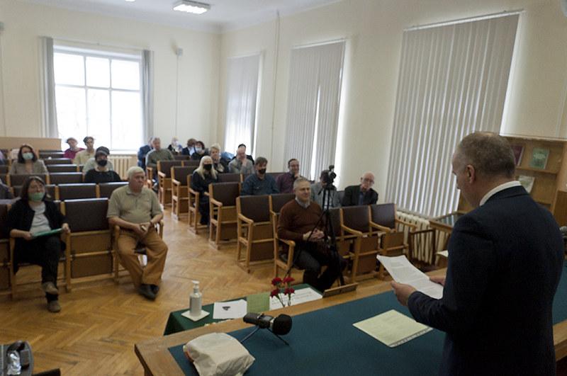День памяти академика Н.П.Лихачева. К 85-летию со дня кончины. Лихачевские чтения.