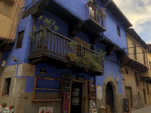 Casa de las muñecas (Garganta La Olla)