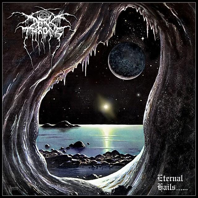 Darkthrone Announce New Studio Album 'Eternal Hails'