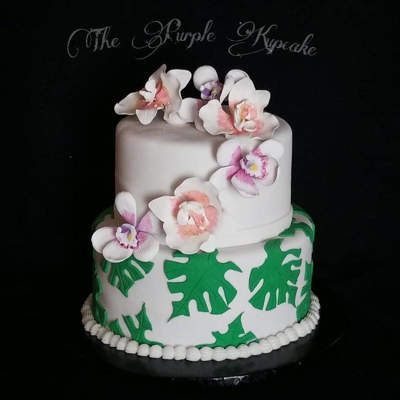 Cake by The Purple Kupcake