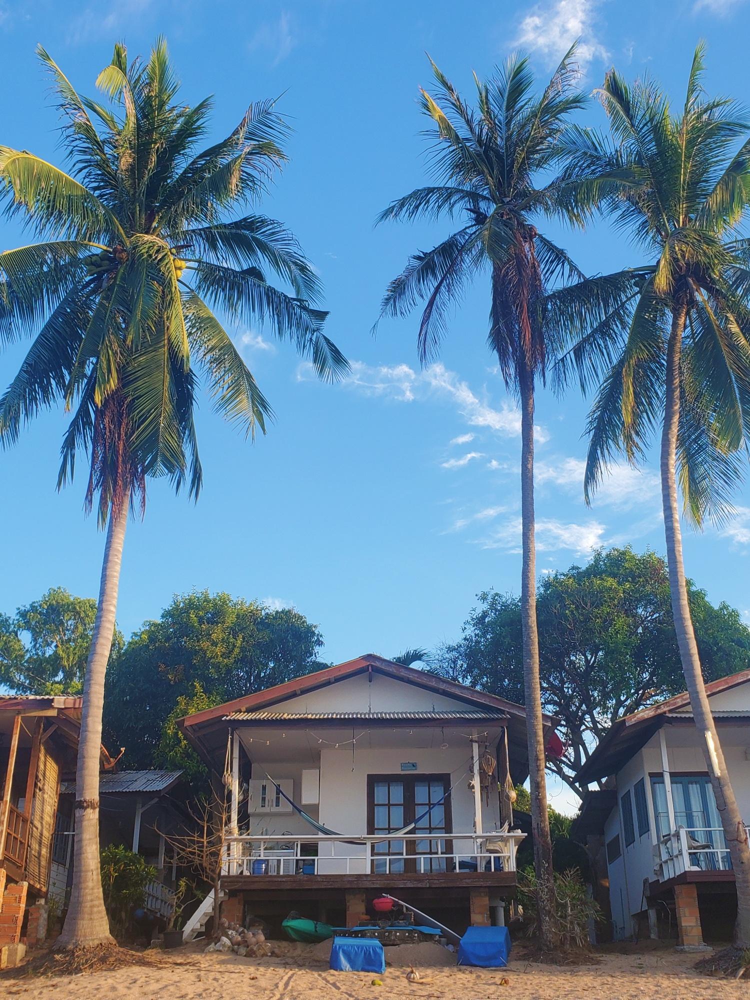 Koh Samui beach house