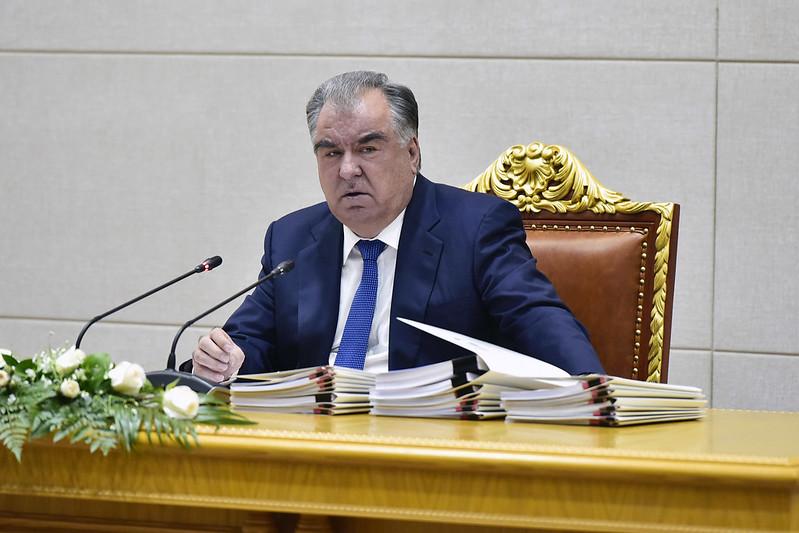 Маҷлиси Ҳукумати Ҷумҳурии Тоҷикистон 29.04.2021