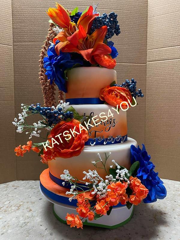 Cake by Kat's Kake Kreations
