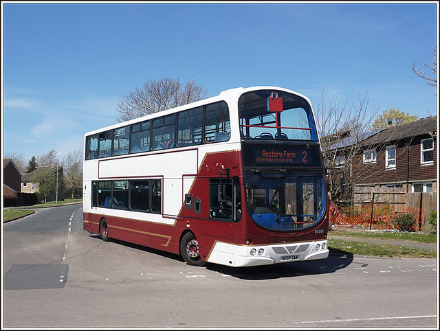 Stagecoach 80081, Goldings Road