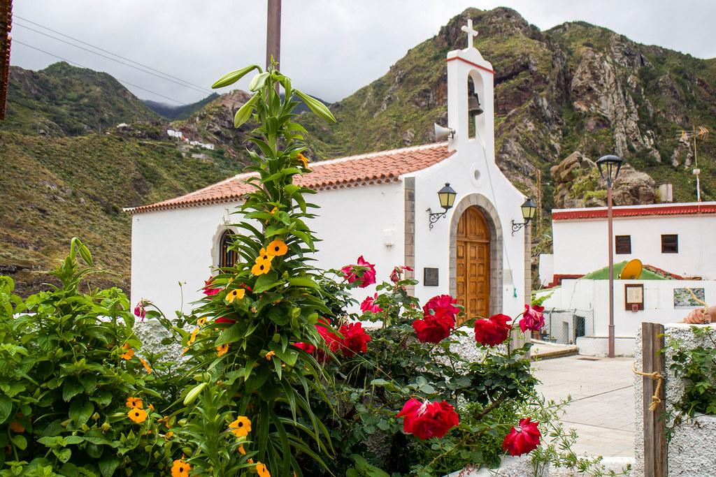 Iglesia de Afur