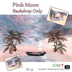 PINK MOON - BD only