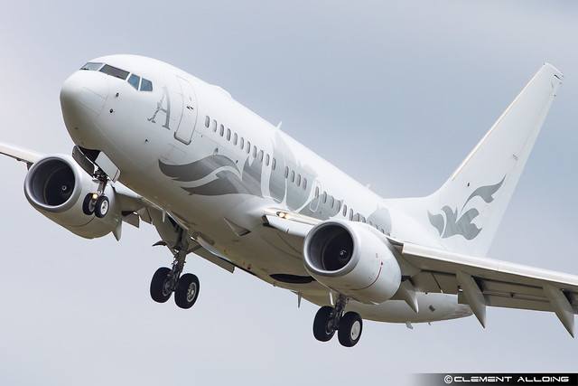 Jet Aviation Flight Services (Malta) Boeing 737-7HE(BBJ) cn 36027 / 2068 9H-MBJ