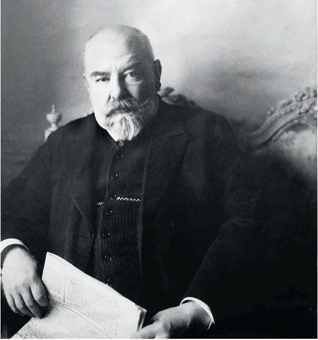 1914. Государственный контроллер Пётр Алексеевич Харитонов