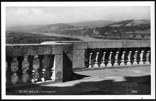 ArchivTappen23AAl3j631 Aufenthaltsort in der K.L.V., Stift Melk, Österreich, 1930-1940er