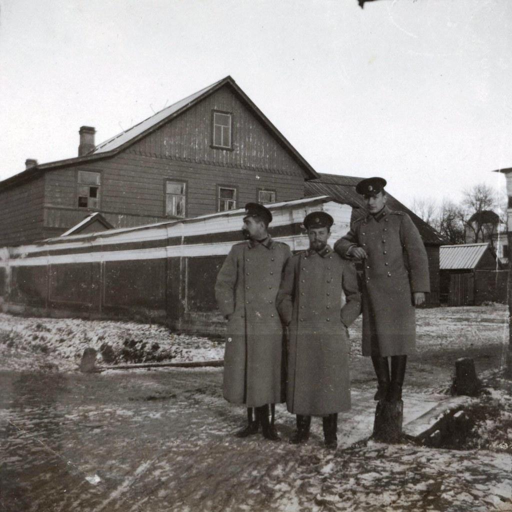 1909. Балашов, Греве, Остен-Сален