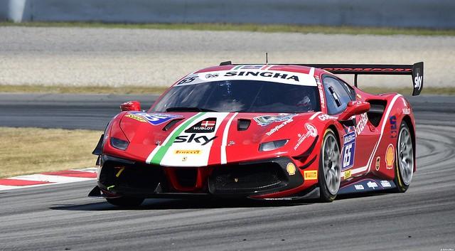 Ferrari 488 Challenge / Frederik ESPERSEN / DEN / Forza Racing